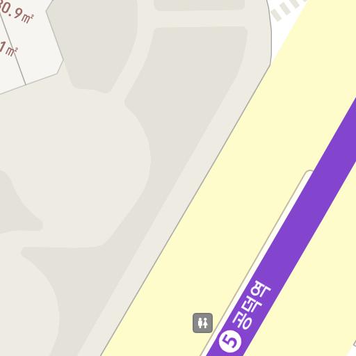 孔徳 / コンドクの地図(マップ) | 観光-ソウルナビ
