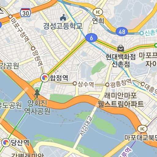 麻浦/孔徳 ソウルの観光ガイド(地図) | ソウルナビ